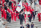 Offiziell gibt es gar keine russische Mannschaft bei den Sommerspielen in Japan. Foto: Michael Kappeler/dpa