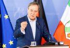 Armin Laschet (CDU), Ministerpräsident von Nordrhein-Westfalen und Unions-Kanzlerkandidat. Foto: Marcel Kusch/dpa