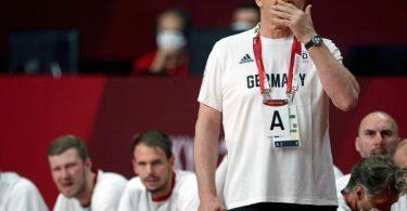DHB-Coach Alfred Gislason scheiterte mit seinem Team im Viertelfinale gegen Ägypten. Foto: Jan Woitas/dpa-Zentralbild/dpa