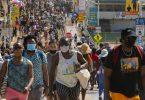 Die meisten bestätigten Infektionen gibt es bislang mit gut 35 Millionen in den USA. Foto: Damian Dovarganes/AP/dpa
