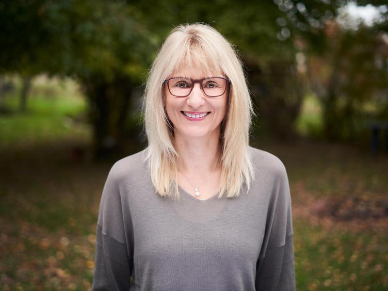 Helga Ell-Beiser Heilpraktikerin und Autorin des Buchs «Naturheilkunde für Frauen: Ganzheitliche Gesundheit mit Heilpflanzen und Hausmitteln». Foto: Helga Ell-Beiser/dpa-tmn