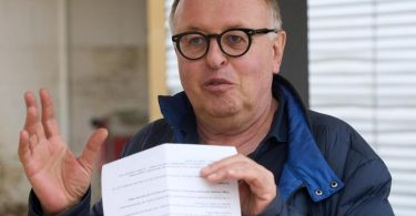 Gegen den Landrat von Ahrweiler, CDU-Politiker Jürgen Pföhler, ermittelt die Staatsanwaltschaft. Foto: Thomas Frey/dpa