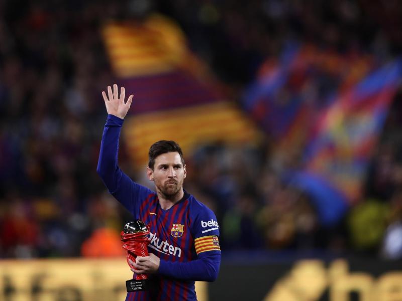 Lionel Messi wird nicht mehr für den FC Barcelona spielen. Foto: Manu Fernandez/AP/dpa