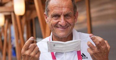 Stellt dem deutschen Olympia-Team ein gutes Zeugnis aus: DOSB-Boss Alfons Hörmann. Foto: Michael Kappeler/dpa
