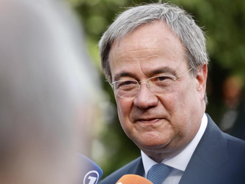Armin Laschet, CDU/CSU-Kanzlerkandidat und Ministerpräsident von Nordrhein-Westfalen. Foto: Ralf Sondermann/Staatskanzlei NRW/dpa