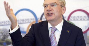 IOC-Präsident Thomas Bach hat die Sommerspiele in Tokio als «sehr erfolgreiche Olympische Spiele» bewertet. Foto: -/kyodo/dpa