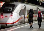 Kaum etwas geht mehr an Deutschlands Bahnhöfen - während des zweitägigen Bahnstreiks fahren nur vereinzelt Züge. Foto: Christoph Schmidt/dpa