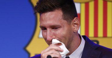 Lionel Messi verließ den FCBarcelona und die spanische Liga. Foto: Joan Monfort/AP/dpa