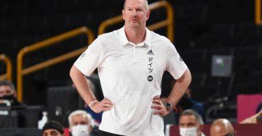 Der Vertrag von Henrik Rödl als Basketball-Bundestrainer wurde nicht verlängert. Foto: Swen Pförtner/dpa