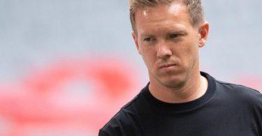 Kann sich im Pokal auf einen angriffslustigen Underdog einstellen:Bayern-Coach Julian Nagelsmann. Foto: Sven Hoppe/dpa
