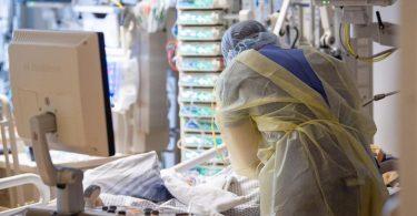 Künftig soll die Zahl der Krankenhausaufnahmen für die Corona-Maßnahmen entscheidend sein. Foto: Sebastian Gollnow/dpa