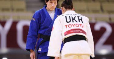 Ramona Brussig (l) blieb in Tokio ohne Medaille. Foto: Karl-Josef Hildenbrand/dpa
