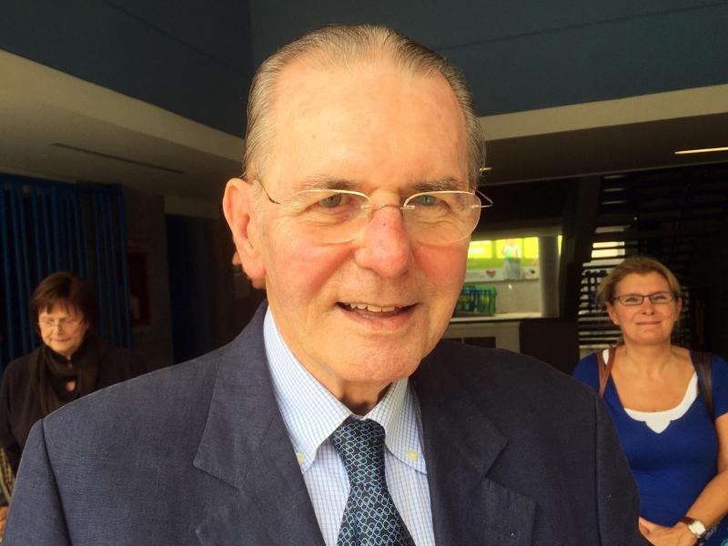 Ex-IOC-Präsident Jacques Rogge ist im Alter von 79 Jahren gestorben. Foto: picture alliance / dpa