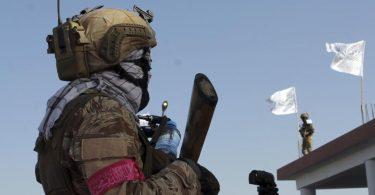 Kämpfer der Taliban in der Provinz Helmand im Südwesten Afghanistans. Foto: Abdul Khaliq/AP/dpa