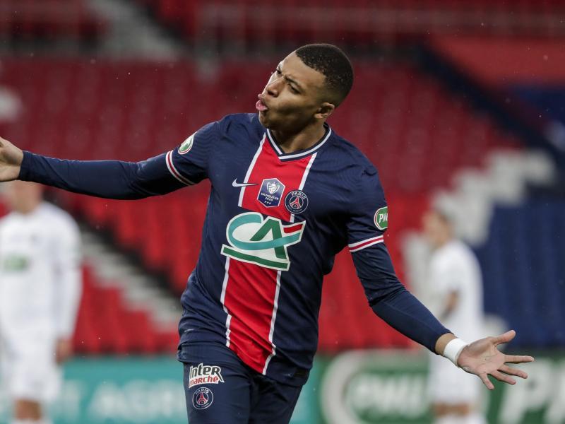 Verlängert Kylian Mbappé nach seinem geplatzten Wechsel nun doch bei PSG?. Foto: Thibault Camus/AP/dpa