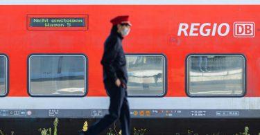 Der Streik der Lokführergewerkschaft GDL bei der Deutschen Bahn geht weiter. Foto: Michael Matthey/dpa