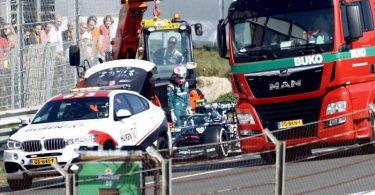 Erwischte keinen guten Start in Zandvoort: Sebastian Vettel. Foto: Koen Van Weel/ANP/dpa