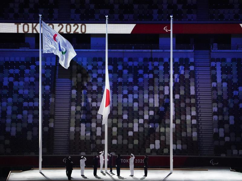 Die Paralympics in Tokio sind beendet. Foto: Marcus Brandt/dpa
