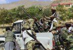Milizionäre der Miliz von Massoud in der Provinz Pandschir. Foto: Jalaluddin Sekandar/AP/dpa