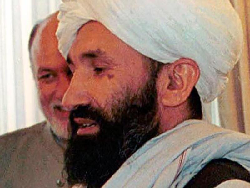 Mullah Mohammed Hassan Achund wird afghanischer Premierminister, erklärte ein Taliban-Sprecher in Kabul. Foto: B.K. Bangash/AP/dpa