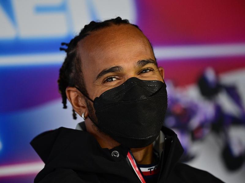 Will seinen sechsten Sieg in Monza einfahren: Mercedes-Pilot Lewis Hamilton. Foto: Andrej Isakovic/POOL AFP/AP/dpa