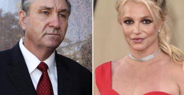 Nach 13 Jahren will Jamie Spears als Vormund seiner Tochter Britney Spears abtreten. Foto: AP/dpa