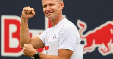 Neuer Trainer in Leipzig: Der US-Amerikaner Jesse Marsch. Foto: Jan Woitas/dpa-Zentralbild/dpa