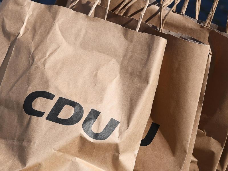 Umfrage: Es gibt eine leichte Erholung für die Union. Foto: Swen Pförtner/dpa-Zentralbild/dpa