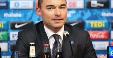 Hält an seinen hohen Zielen mit Hertha BSC fest: Investor Lars Windhorst. Foto: Andreas Gora/dpa
