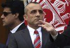Amrullah Saleh (mitte), ehemaliger Vizepräsident von Afghanistan. Die Taliban sollen den Bruder von Saleh getötet haben. Foto: Rahmat Gul/AP/dpa