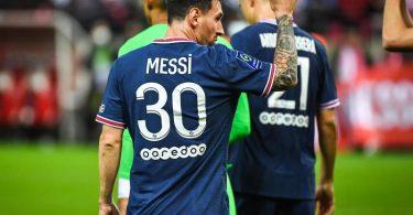 Will mit PSG die Champions League gewinnen: Superstar Lionel Messi. Foto: Matthieu Mirville/ZUMA Press Wire/dpa