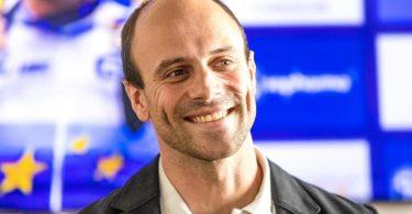 Beendet seine aktive Laufbahn: Maximilian Levy. Foto: Frank Hammerschmidt/dpa