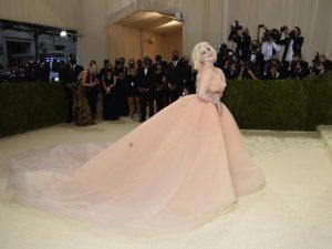 Billie Eilish bei der diesjährigen Met-Gala. Foto: Evan Agostini/Invision via AP/dpa
