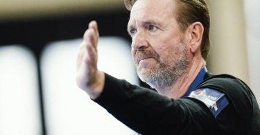 Beurteilt die individuelle Klasse in der deutschen Handball-Nationalmannschaft durchaus kritisch: Martin Schwalb. Foto: Uwe Anspach/dpa