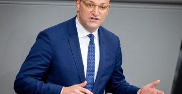 Bundesgesundheitsminister Jens Spahn (CDU) hat sich zufrieden mit dem Ergebnise der bundesweiten Aktionswochen zum Impfen gezeigt. Foto: Kay Nietfeld/dpa