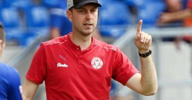 Ist als Trainer von Holstein Kiel zurückgetreten: Ole Werner. Foto: Uli Deck/dpa