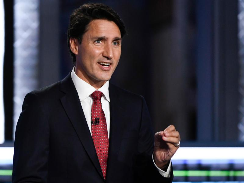 Justin Trudeau, Premierminister von Kanada und Parteivorsitzende der Liberalen. (Archivbild). Foto: Justin Tang/The Canadian Press via ZUMA/dpa