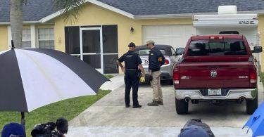 Nach der weitgehenden Gewissheit, dass die 22-jährige Gabby Petito tot ist, nehmen die US-Behörden verstärkt ihren verschwundenen Freund ins Visier und durchsuchen das Haus seiner Eltern in Florida. Foto: Curt Anderson/AP/dpa