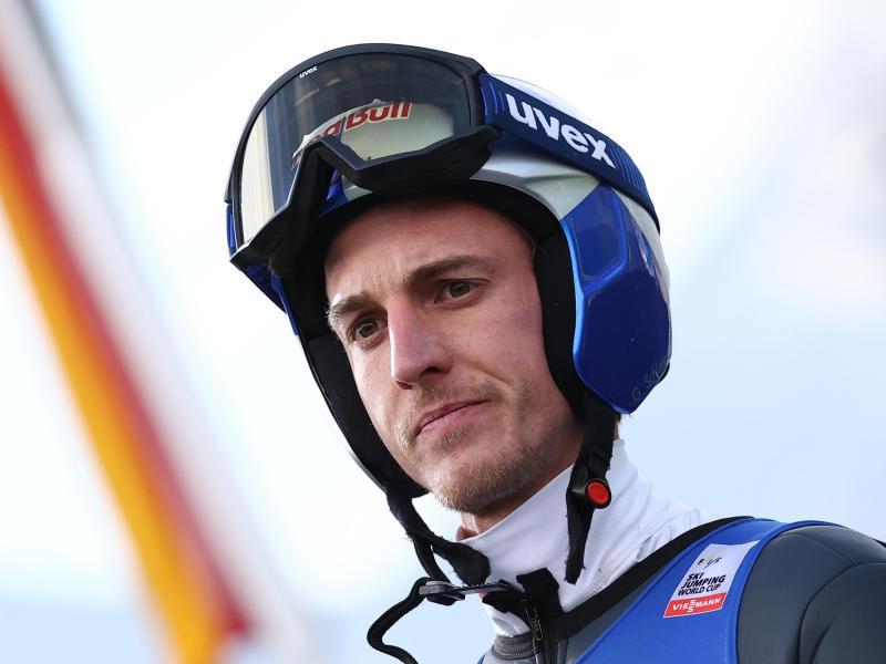 Der Österreicher Gregor Schlierenzauer beendet seine Skisprung-Karriere. Foto: Daniel Karmann/dpa