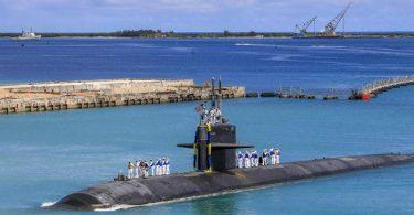 Mit einem neuen Sicherheitspakt im Indopazifik haben die USA, Großbritannien und Australien Verbündete vor den Kopf gestoßen und ein deutliches Signal an China gesendet. (Archivbild). Foto: Mc3 Naomi Johnson/US Navy Office of Information via AP/dpa