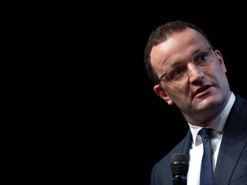 Jens Spahn (CDU), Bundesgesundheitsminister. Foto: Federico Gambarini/dpa