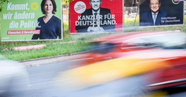 Am 26.09.2021 wird ein neuer Bundestag gewählt. Foto: Kay Nietfeld/dpa