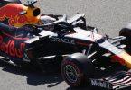 Muss in Sotschi von ganz hinten starten: Max Verstappen aus den Niederlanden. Foto: Sergei Grits/AP/dpa