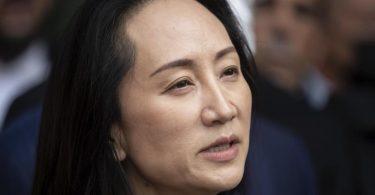Meng Wanzhou sitzt seit Jahren in Kanada fest. Foto: Darryl Dyck/The Canadian Press/dpa