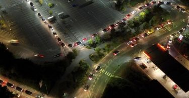 Die britische Regierung hat Maßnahmen angekündigt, um den Mangel an LKW-Fahrern zu beenden. Foto: Gareth Fuller/PA Wire/dpa