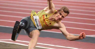 Der viermalige Paralympics-Sieger Markus Rehm will weiter um gemeinsame Wettkämpfe mit Nichtbehinderten kämpfen. Foto: Karl-Josef Hildenbrand/dpa
