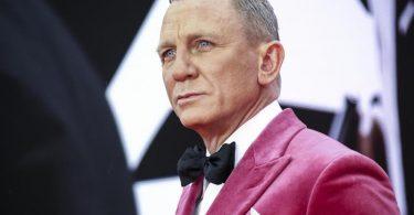 "007, alias Daniel Craig: ""NoTime To Die"" ist sein letzter James-Bond-Film. Foto: Joel C Ryan/Invision/dpa"