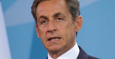 Nicolas Sarkozy. Foto: Michael Kappeler/dpa
