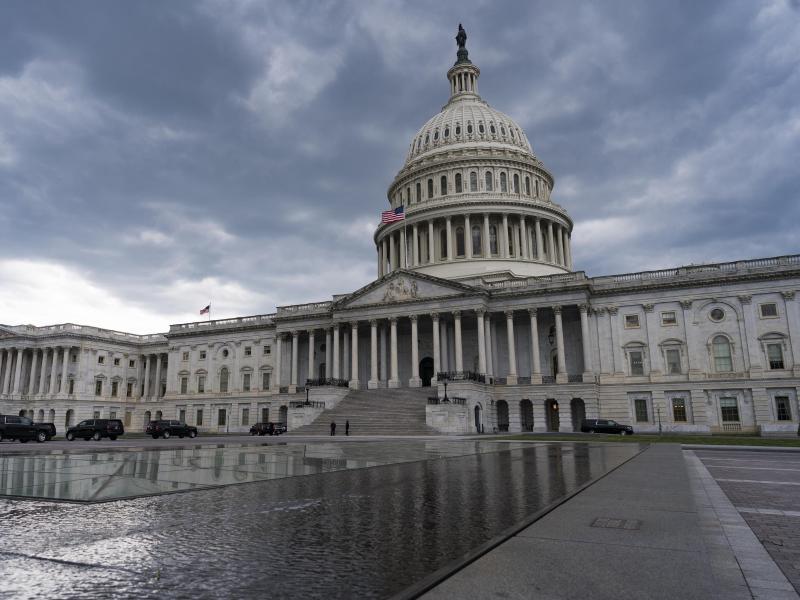 Mit der Verhinderung des «Shutdowns» ist nur eine Krise vorerst abgewendet. Das weitaus größere Problem der Schuldenobergrenze bleibt vorerst bestehen. Foto: J. Scott Applewhite/AP/dpa