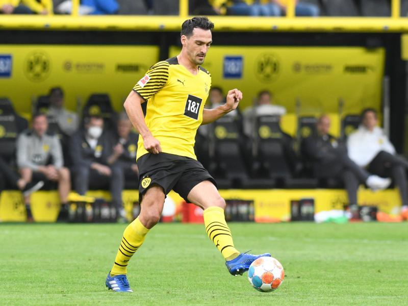 Wurde von Hansi Flick nicht für die Nationalmannschaft nominiert BVB-Verteidiger Mats Hummels. Foto: Bernd Thissen/dpa